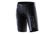 2xu Women's Elite Compression Short black/steel